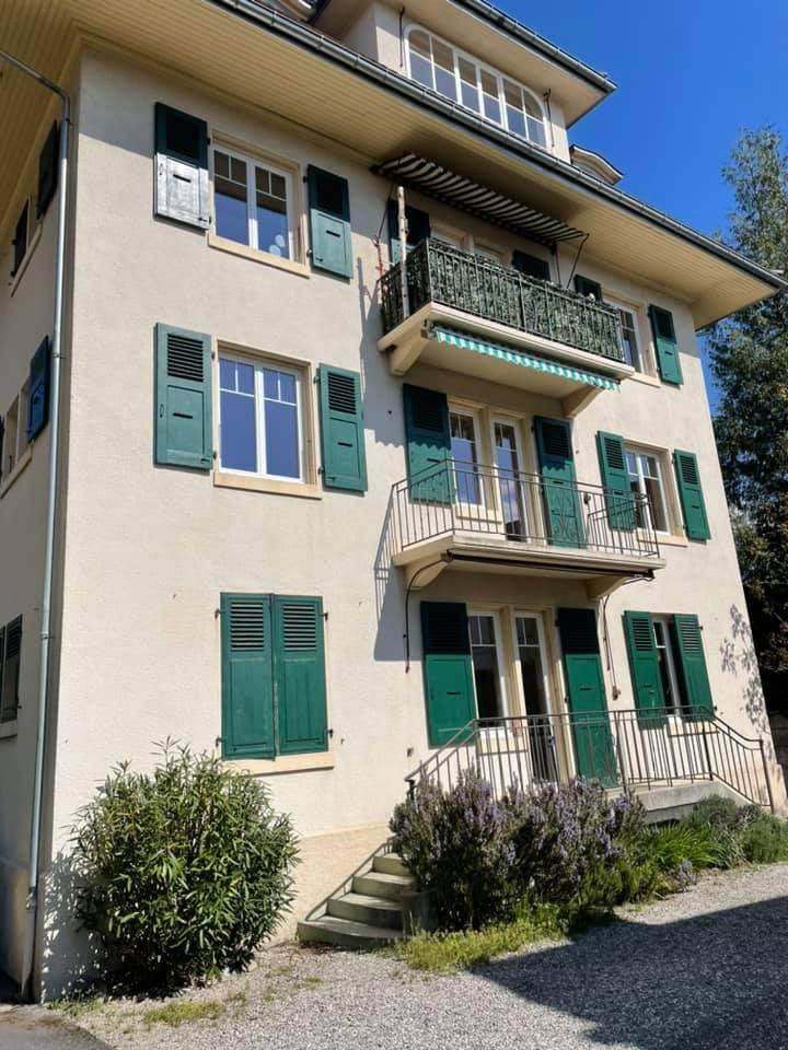 Charmant appartement de 4.5 pièces, en plein centre-ville