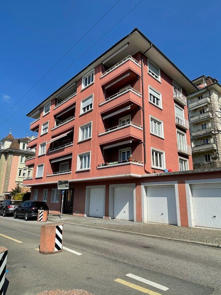 Lausanne – Bel appartement de 3.5 pièces au 3ème étage avec vue dégagée